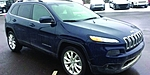 USED 2014 JEEP CHEROKEE LTD 4X4 in STERLING HEIGHTS, MICHIGAN