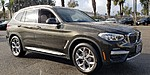 NEW 2020 BMW X3 SDRIVE30I SPORTS ACTIVITY VEHICLE in RIVERSIDE , CALIFORNIA