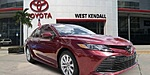 USED 2018 TOYOTA CAMRY LE in MIAMI, FLORIDA