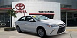 USED 2017 TOYOTA CAMRY SE in MIAMI, FLORIDA