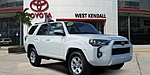 USED 2019 TOYOTA 4RUNNER SR5 in MIAMI, FLORIDA