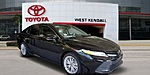 NEW 2019 TOYOTA CAMRY XLE in MIAMI, FLORIDA