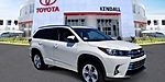 NEW 2019 TOYOTA HIGHLANDER LIMITED in MIAMI, FLORIDA