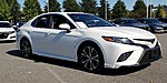 USED 2018 TOYOTA CAMRY SE in LITTLE ROCK, ARKANSAS