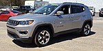 USED 2019 JEEP COMPASS LIMITED 4X4 in CUMMING, GEORGIA