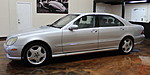 USED 2002 MERCEDES-BENZ S350  in JACKSONVILLE, FLORIDA
