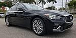 NEW 2019 INFINITI Q50 3.0T LUXE AWD in TAMARAC, FLORIDA