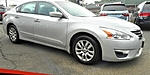USED 2015 NISSAN ALTIMA 2.5 S 4DR SEDAN in MALDEN, MASSACHUSETTS