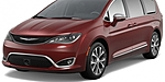 NEW 2017 CHRYSLER PACIFICA LIMITED 4DR WGN in WARREN, MICHIGAN