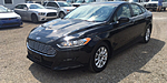 USED 2016 FORD FUSION S 4DR SEDAN in LANCASTER, OHIO
