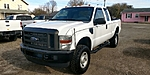 USED 2008 FORD F-250 XL 4DR SUPERCAB 4WD SB in LANCASTER, OHIO