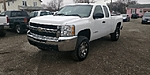 USED 2007 CHEVROLET SILVERADO 2500 WORK TRUCK 4DR EXTENDED CAB 4WD SB in LANCASTER, OHIO