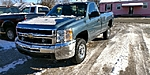 USED 2008 CHEVROLET SILVERADO 2500 WORK TRUCK 4WD 2DR REGULAR CAB LB in LANCASTER, OHIO