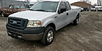 USED 2007 FORD F-150 XL 4DR SUPERCAB 4WD STYLESIDE 8 FT. LB in LANCASTER, OHIO