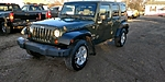 USED 2008 JEEP WRANGLER X 4X4 4DR SUV in LANCASTER, OHIO