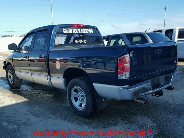 USED 2003 DODGE RAM 1500 ST QUAD CAB SHORT BED 2WD in JACKSONVILLE, FLORIDA