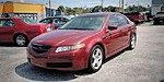 USED 2004 ACURA TL 5-SPEED AT in JACKSONVILLE, FLORIDA