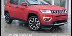 NEW 2018 JEEP COMPASS LIMITED in ANN ARBOR , MICHIGAN