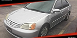 USED 2002 HONDA CIVIC EX 4DR SEDAN in JACKSONVILLE, FLORIDA