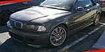 USED 2001 BMW M3 BASE 2DR CONVERTIBLE in JACKSONVILLE, FLORIDA