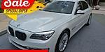 USED 2013 BMW 7 SERIES 750LI XDRIVE AWD 4DR SEDAN in MIAMI, FLORIDA