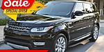 USED 2014 LAND ROVER RANGE ROVER SPORT HSE 4X4 4DR SUV in MIAMI, FLORIDA