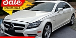 USED 2012 MERCEDES-BENZ CLS-CLASS CLS 550 4MATIC AWD 4DR SEDAN in MIAMI, FLORIDA