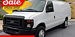 USED 2014 FORD ECONOLINE VAN E 250 3DR EXTENDED CARGO VAN in MIAMI, FLORIDA