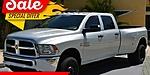 USED 2016 RAM 3500 TRADESMAN 4X4 4DR CREW CAB 8 FT. LB DRW PICKUP in MIAMI, FLORIDA