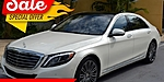 USED 2015 MERCEDES-BENZ S-CLASS S 550 4DR SEDAN in MIAMI, FLORIDA