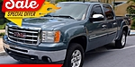 USED 2011 GMC SIERRA 1500 SLE 4X2 4DR CREW CAB 5.8 FT. SB in MIAMI, FLORIDA