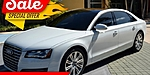 USED 2012 AUDI A8 QUATTRO AWD 4DR SEDAN in MIAMI, FLORIDA