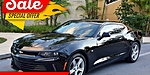 USED 2016 CHEVROLET CAMARO LT 2DR COUPE W/1LT in MIAMI, FLORIDA