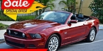 USED 2014 FORD MUSTANG GT PREMIUM 2DR CONVERTIBLE in MIAMI, FLORIDA