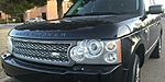 USED 2006 LAND ROVER RANGE ROVER SUPERCHARGED 4DR SUV 4WD in OKLAHOMA CITY, OKLAHOMA