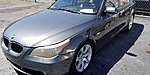 USED 2005 BMW 5 SERIES  in JACKSONVILLE, FLORIDA