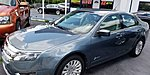 USED 2012 FORD FUSION  in JACKSONVILLE, FLORIDA