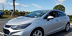 USED 2017 CHEVROLET CRUZE 4DR HB 1.4L PREMIER W/1SF in CLERMONT, FLORIDA