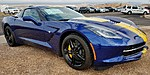 NEW 2017 CHEVROLET CORVETTE 2DR STINGRAY CPE W/3LT in BULLHEAD CITY, ARIZONA