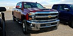 NEW 2018 CHEVROLET SILVERADO 2500 4WD CREW CAB 153.7 in BULLHEAD CITY, ARIZONA