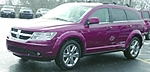 USED 2009 DODGE JOURNEY SXT in FERNDALE, MICHIGAN