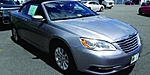 USED 2013 CHRYSLER 200 TOURING CONVERTIBLE in FERNDALE, MICHIGAN