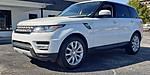 USED 2015 LAND ROVER RANGE ROVER SPORT 4WD 4DR HSE in GREEN COVE SPRINGS , FLORIDA