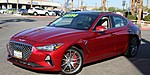 USED 2019 GENESIS G70 3.3T ADVANCED in LA QUINTA, CALIFORNIA