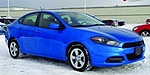 USED 2015 DODGE DART SXT in FLINT, MICHIGAN