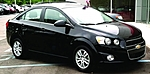 USED 2012 CHEVROLET SONIC 2LT in FLINT, MICHIGAN