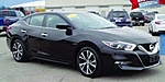 USED 2016 NISSAN MAXIMA 3.5 S in FLINT, MICHIGAN