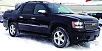 USED 2011 CHEVROLET AVALANCHE LTZ 4WD in FLINT, MICHIGAN