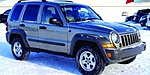 USED 2006 JEEP LIBERTY SPORT 4WD in FLINT, MICHIGAN