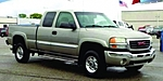 USED 2003 GMC SIERRA 2500 HD SLE in FLINT, MICHIGAN
